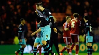 Middlesbrough 1 Sheffield Wednesday 0 | EXTENDED HIGHLIGHTS 2015/16