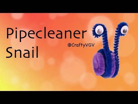 Tutorial: Snail - Pipecleaner