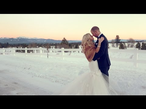 Whitney Kay & Brian Scott will make you cry | Shore Lodge wedding | Vows to daughter