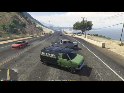 GTA V Online BIKERS BUSINESS WEED FARM BUSINESS SET UP