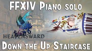 Final Fantasy XIV -Great Gubal Library (Hard) Theme for