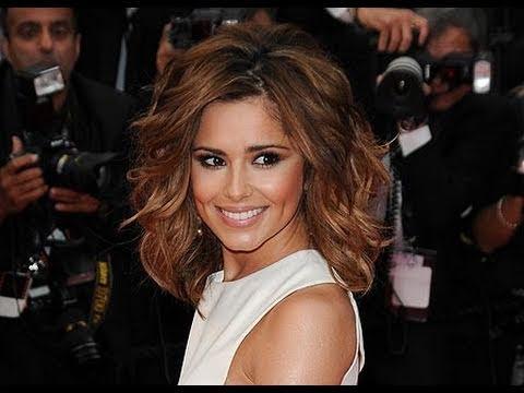 Cheryl Cole Inspired Wavy Hair