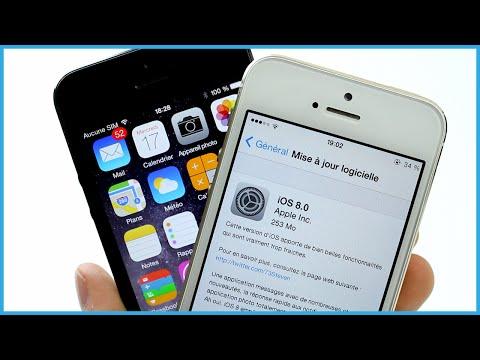 iOS 8 FINAL est disponible ! Comment mettre à jour