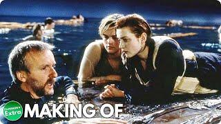 TITANIC (1997) | Behind the Scenes of Leonardo DiCaprio Cult Movie