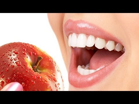 How to get strong teeth and gums | healthy gums