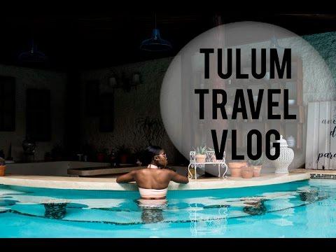 TULUM Travel Vlog & Travel Guide : MEXICO
