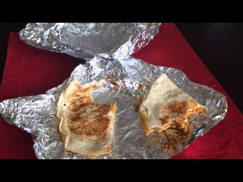 Taco Bell's MINI QUESADILLA Review