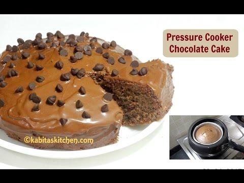 How to Make Cake in Pressure Cooker   प्रेशर कुकर में केक बनाने की विधि   Cake Recipe without Oven