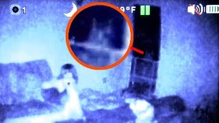 11 Scary Videos No One Can Explain
