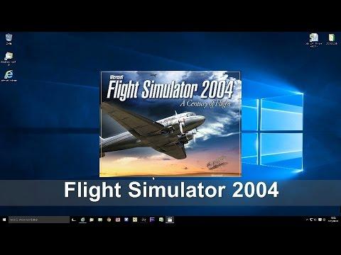 Windows10 & Flight Simulator 2004