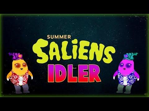 Saliens Game Idler - Steam Summer Sale 2018
