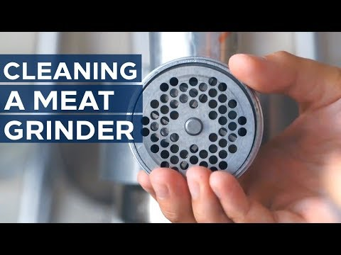 How to Clean and Store a Meat Grinder - Get insights on top brands like Samsung and LG - Youtube
