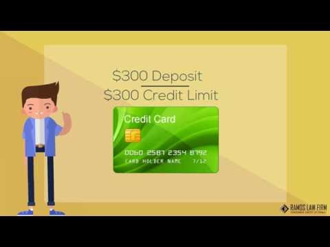 How to use Secured Credit Cards to get a higher credit score