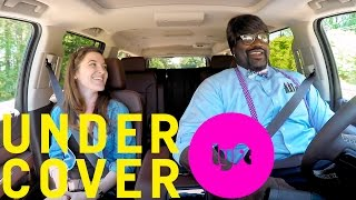 Undercover Lyft with Shaquille O