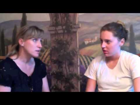 Video #3   depressed student teenager