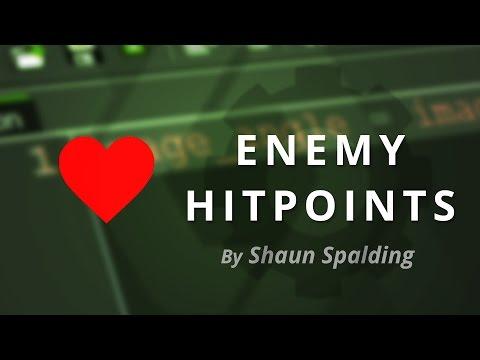 GameMaker: Studio - Enemies & HP tutorial