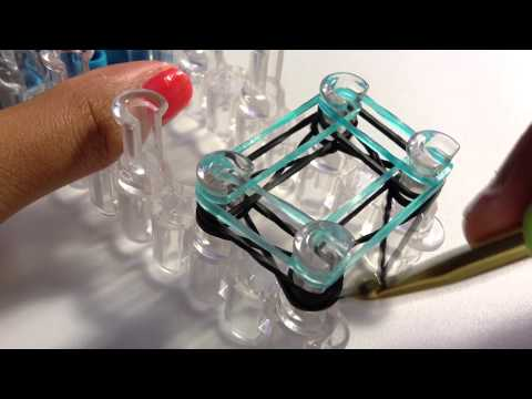 How To Make a Rainbow Loom Pencil/Hook Grip