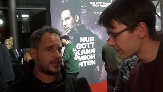 Nur Gott kann mich richten - Interviews mit dem Cast bei dem Special Screening in Berlin