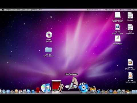 How to Rip a DVD on a Mac