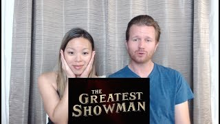 The Greatest Showman Official Trailer Reaction and Review