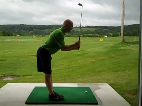 Golf Posture Made Perfect!  Simple Routine