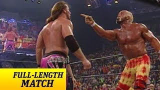 FULL-LENGTH MATCH - SmackDown - Hulk Hogan vs. Chris Jericho - WWE Undisputed Championship Match