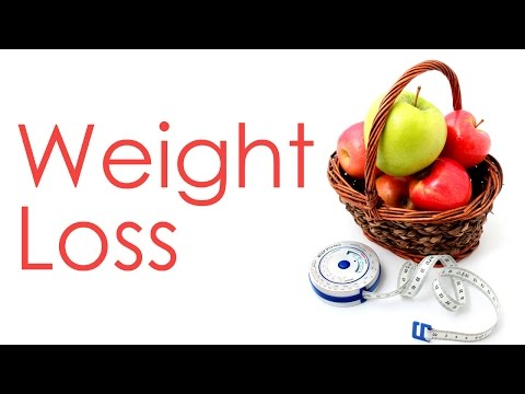 Healthy Body Mass Index and Weight Loss