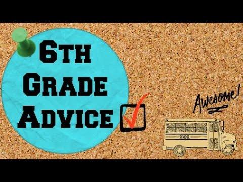 6th Grade advice Boys, Friendships, Lockers + tips [Back to school series ep.1]