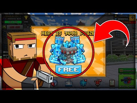 pixel gun 3d how to get unlimited coins and gems