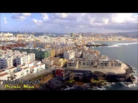 Las Palmas Grand Canary Island SPAIN | Dronie Man