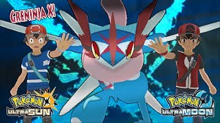 HOW TO GET ASH GRENINJA ON CITRA - POKEMON SUN/MOON!!! - PakVim net