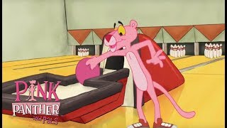 Pink Panther And The Bowling Strike | 35 Minute Compilation | Pink Panther and Pals