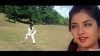 Bholi si surat   beautiful Divya bharti   song