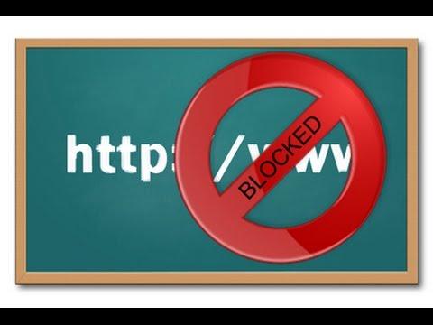 How to Block Website in router.