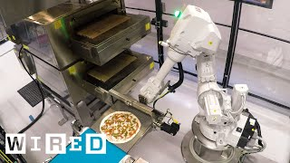 How Food-Bots Are Changing How We Eat | Robots & Us | WIRED