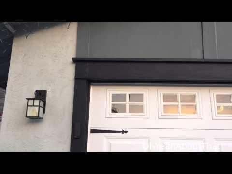 project suburban House: Part Nine;  Exterior Trim