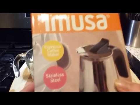 Imusa Stove-Top Moka Pot Review