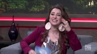 المذيعة المحششة - SNL بالعربي
