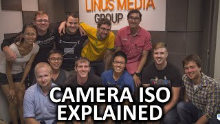 Camera ISO As Fast As Possible