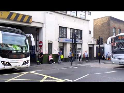 Victoria Coach Station - September 2013