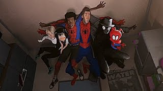 """""""Miles Morales Gets Left Behind *A Leap Of Faith* """" - [Spider-Man Into The Spiderverse] (HD)"""