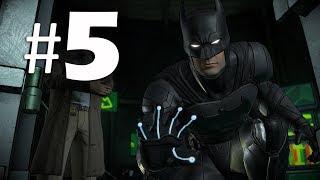 Batman Telltale Season 2 Episode 1 The Enemy Within Part 5 Gameplay Walkthrough