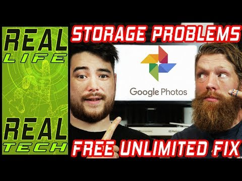 MUST HAVE APPS | FREE UNLIMITED STORAGE | GOOGLE PHOTOS | RLRT