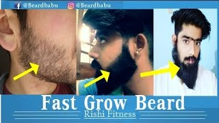 Faster Way To Grow Beard Part 2 100 Result 2017