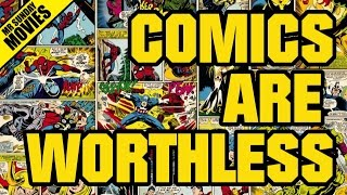 Download Why Comics & Collectables Are Mostly Worthless Video