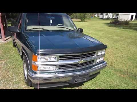 Fall 2017 Short Truck Update On The 1998 Chevy C1500