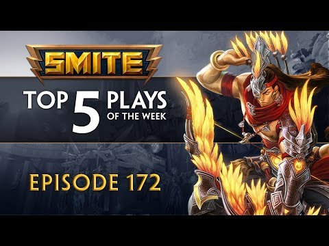 SMITE - Top 5 Plays #172