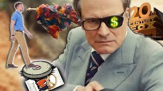 How Studio interference RUINED Kingsman: The Golden Circle - RennsReviews