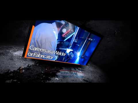 With the boom in the oil industry, welders are in high demand.