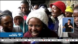 Tensions remain high at Duduza township in Ekurhuleni
